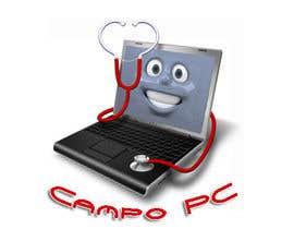#21 para Disegnare un Logo for CampoPC por AppSolutions01