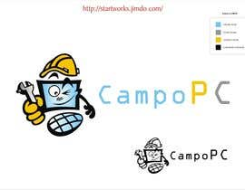 #24 for Disegnare un Logo for CampoPC by StefanoTamburini