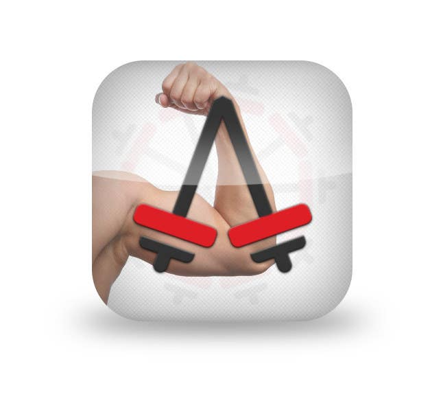 Contest Entry #129 for Design an App Icon for a Gym App