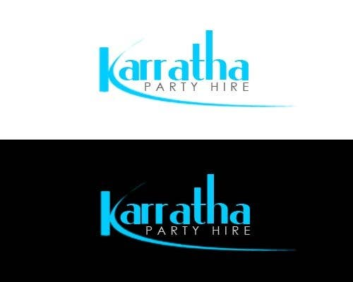 #10 for Design a logo for Karratha Party Hire by mamunlogo
