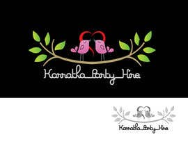 #35 untuk Design a logo for Karratha Party Hire oleh Debasish5555