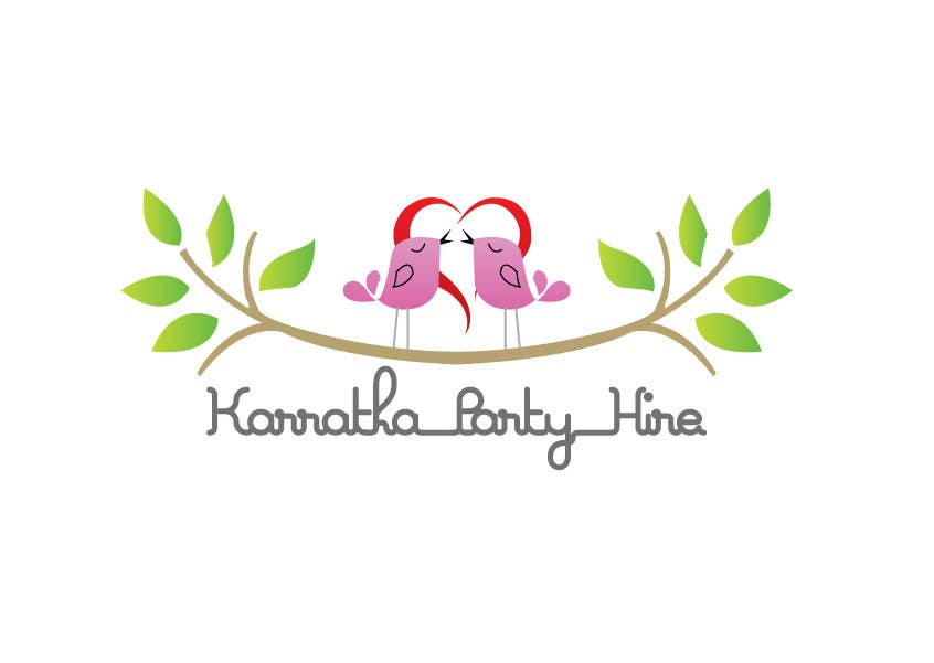 #36 for Design a logo for Karratha Party Hire by Debasish5555