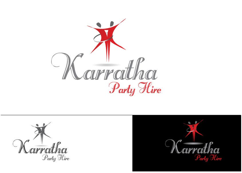 #66 for Design a logo for Karratha Party Hire by Debasish5555