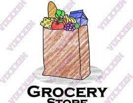 #196 for Design a Logo / Symbol for a grocery store. af Vixxxen