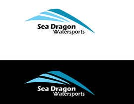 #55 para Design a Logo for Sea Dragon watersports por kangian