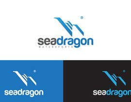 #98 para Design a Logo for Sea Dragon watersports por arteastik