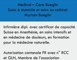 #14 for Med-Cab Business Card Design by kimleepatterson