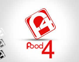 #467 para Logo Design for Food4 por rogeliobello