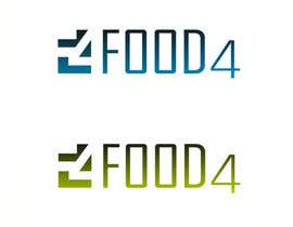 #175 untuk Logo Design for Food4 oleh whitmoredesign