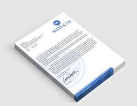 #24 for Med-Cab Letterhead Design by daniyalsaeed