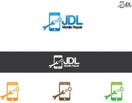 #21 para Design a Logo for a Mobile cellphone and mobile device repair company por zainnoushad