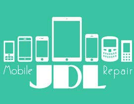#28 para Design a Logo for a Mobile cellphone and mobile device repair company por jonamino