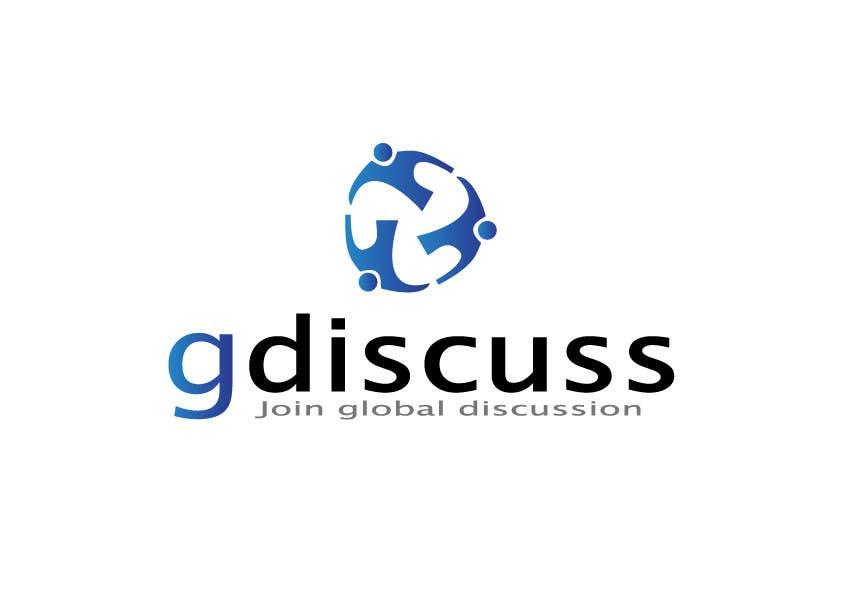 #30 for Design a Logo for gdiscuss.com by BogdanBM