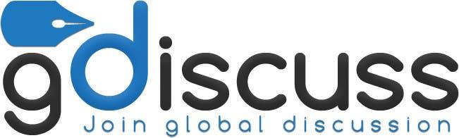 #28 for Design a Logo for gdiscuss.com by makiskyrkos