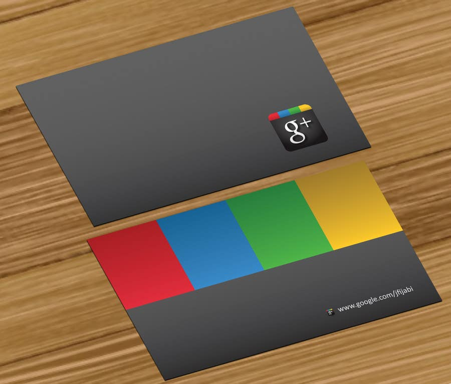 #9 for Design some Business Cards inspired by Social Media by jobee