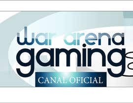 nº 11 pour Design a Logo for War-arena Gaming par Prettylights