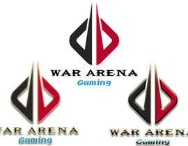nº 16 pour Design a Logo for War-arena Gaming par jonamino