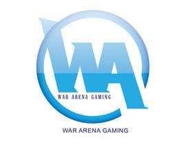 nº 48 pour Design a Logo for War-arena Gaming par GamingLogos
