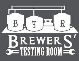 #6 para Design a Logo/T-Shirt for Brewers' Tasting Room por tadadat
