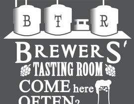 #14 para Design a Logo/T-Shirt for Brewers' Tasting Room por tadadat