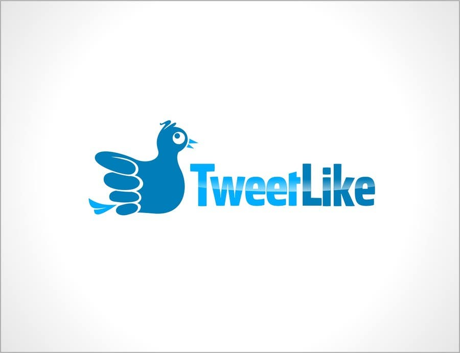 """#26 for Design a Logo for 'TweetLike"""" by arteq04"""