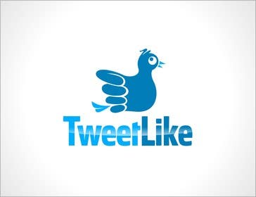 "#27 for Design a Logo for 'TweetLike"" by arteq04"