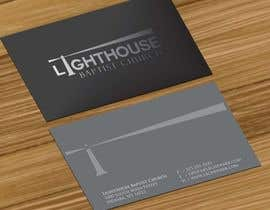 nº 25 pour Design some Business Cards for a Church par jobee