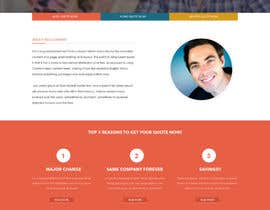 #11 for Design a better landing page by webidea12