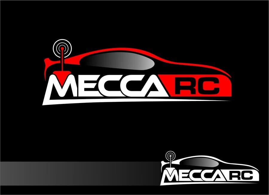Inscrição nº 68 do Concurso para Design a Logo for Mecca RC