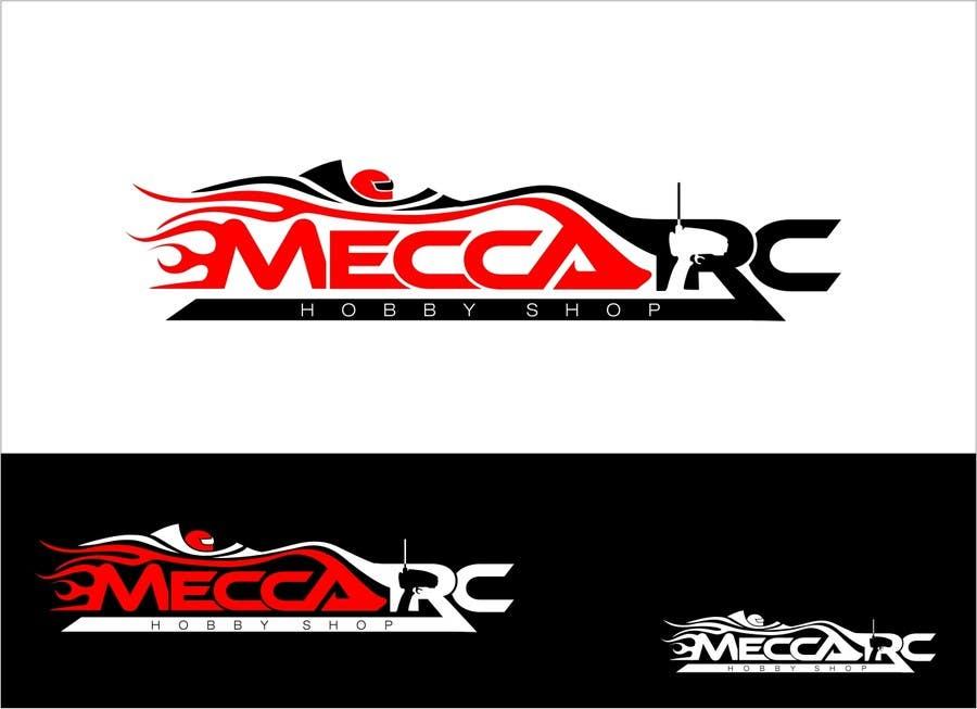 Inscrição nº 74 do Concurso para Design a Logo for Mecca RC
