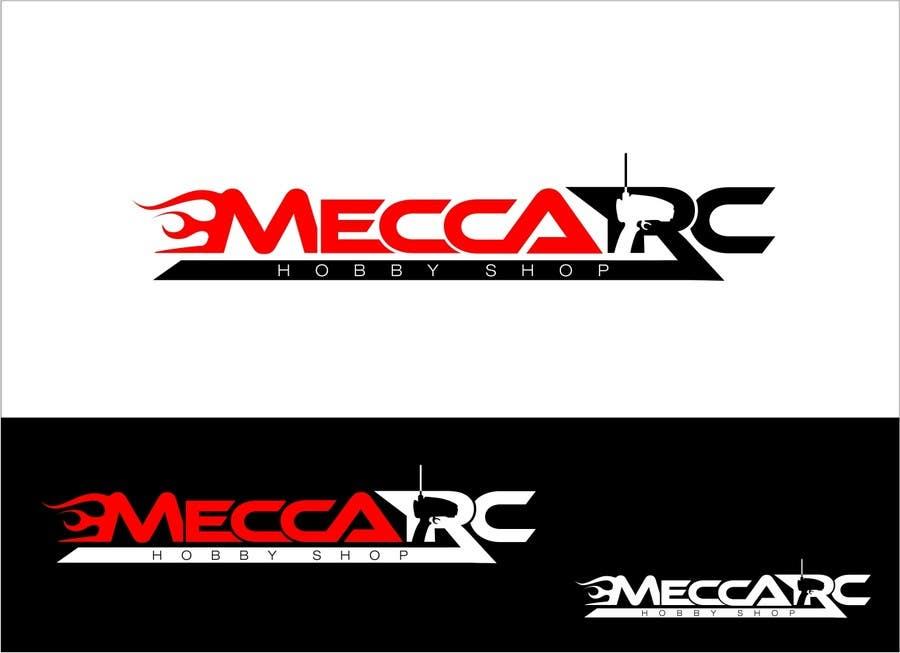 Inscrição nº 76 do Concurso para Design a Logo for Mecca RC