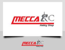 #81 para Design a Logo for Mecca RC por daebby