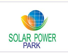 #1085 para Logo Design for Solar Power Park por anjaliom
