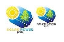 Logo Design for Solar Power Park için Graphic Design1048 No.lu Yarışma Girdisi