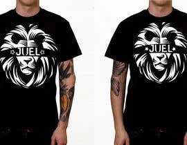 #15 para JUEL Lion T-shirt Design por BryanSheriif
