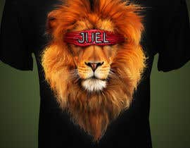 #52 for JUEL Lion T-shirt Design af Charlypr