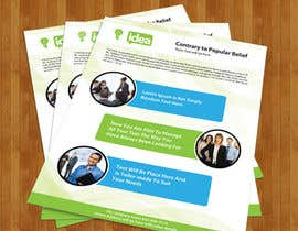 #13 for Design a Brochure for 3 related businesses by usaart