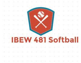 Nro 1 kilpailuun Logo for IBEW 481 Softball Jersey -- 1 käyttäjältä hardcoregraphics
