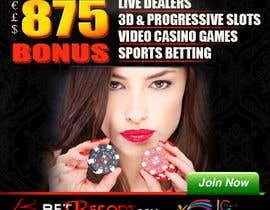 #22 for Design an Advertisement for an Online Casino af amcgabeykoon