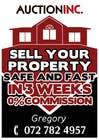 Logo Design Inscrição do Concurso Nº117 para Design an Advertisement for Auction Company