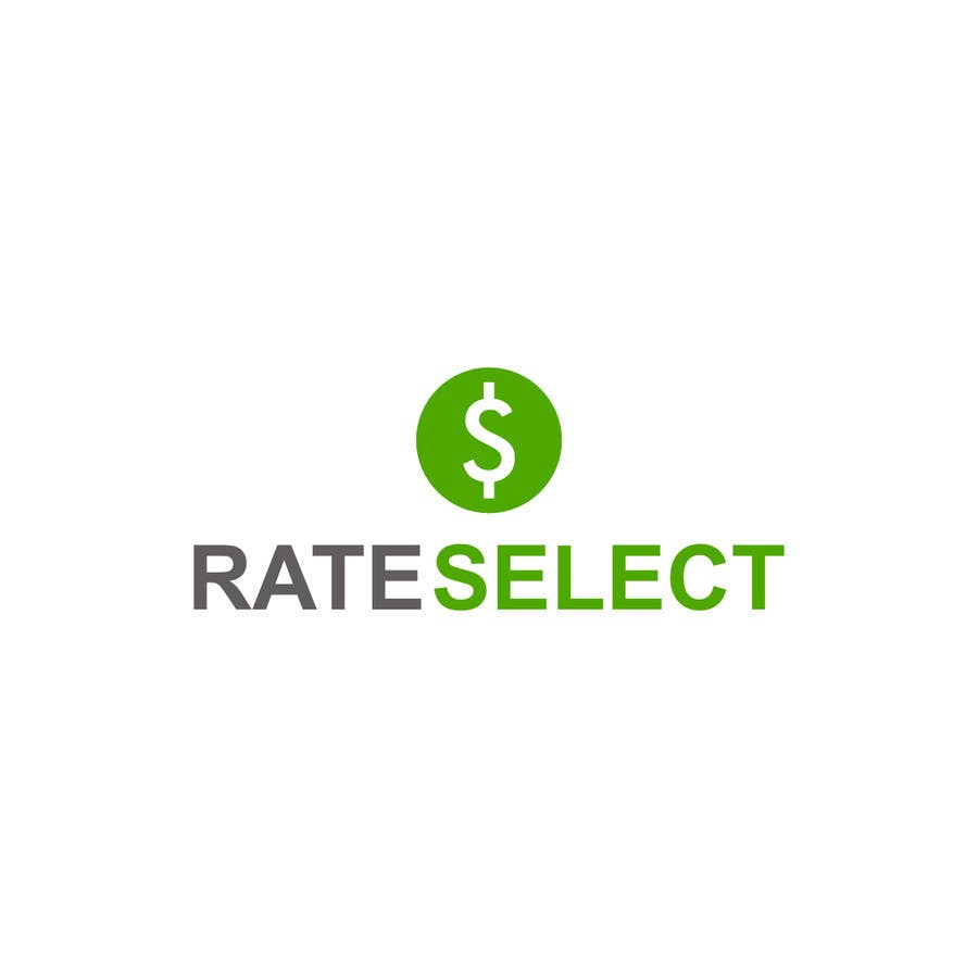 #65 for Design a Logo for Rate Select by ibed05