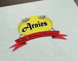 Nro 16 kilpailuun Redesign Logo for Restaurant Chain käyttäjältä Bismailyas93