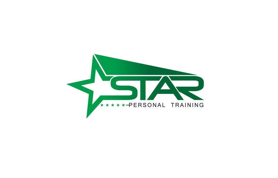 Bài tham dự cuộc thi #198 cho STAR PERSONAL TRAINING logo and branding design
