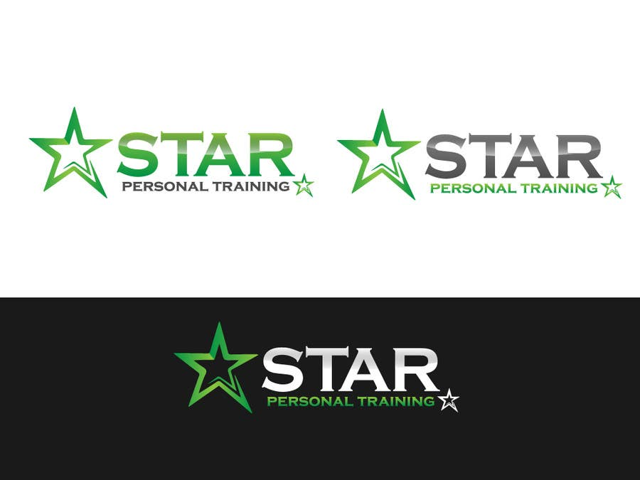 Bài tham dự cuộc thi #111 cho STAR PERSONAL TRAINING logo and branding design