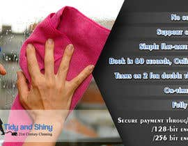 #2 for Design 3 Banners, 940 x 480, for the website of a cleaning company landing page af stniavla