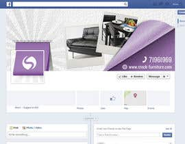 nº 9 pour I need some Graphic Design for facebook cover photo and profile pic par urbanblue