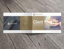 Nro 6 kilpailuun Design a Brochure - Timeshare Legal Contract & Legal Services käyttäjältä stylishwork