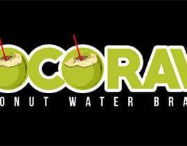 "puphayath2016 tarafından Design a Logo for a coconut water company called ""Coco Raw"" için no 15"