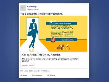 gmorya tarafından Facebook Ad for Social Security Webinar için no 10