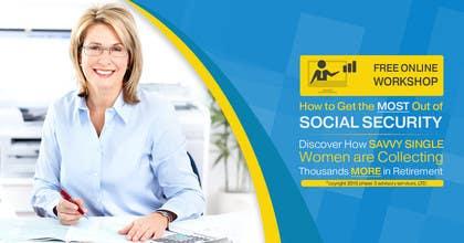 gmorya tarafından Facebook Ad for Social Security Webinar için no 29